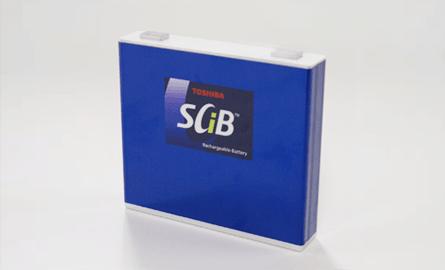 東芝製リチウムイオン二次電池SCiB