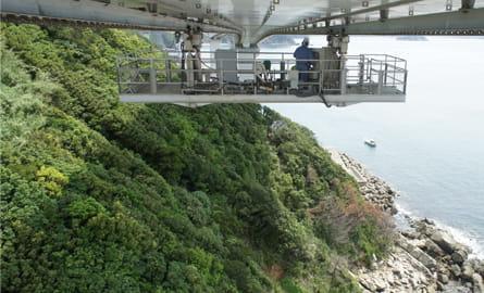 鳴門海峡設置