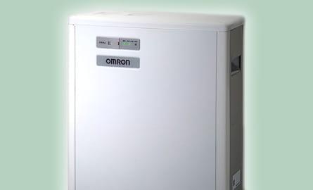 OMRON ハイブリッド蓄電システムの外観写真