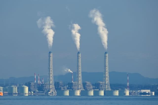 火力発電所と環境汚染