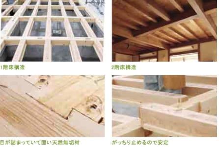 台風にもシロアリにも強い木造住宅